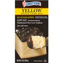 sweet-n-low-yellow-cake-mix